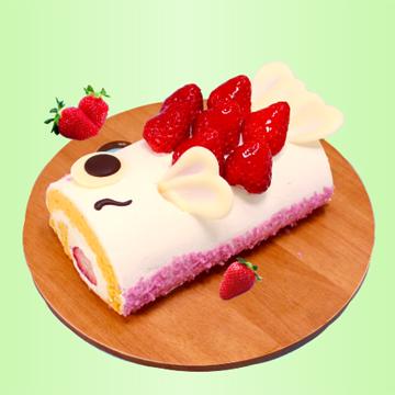こどもの日,ロールケーキ